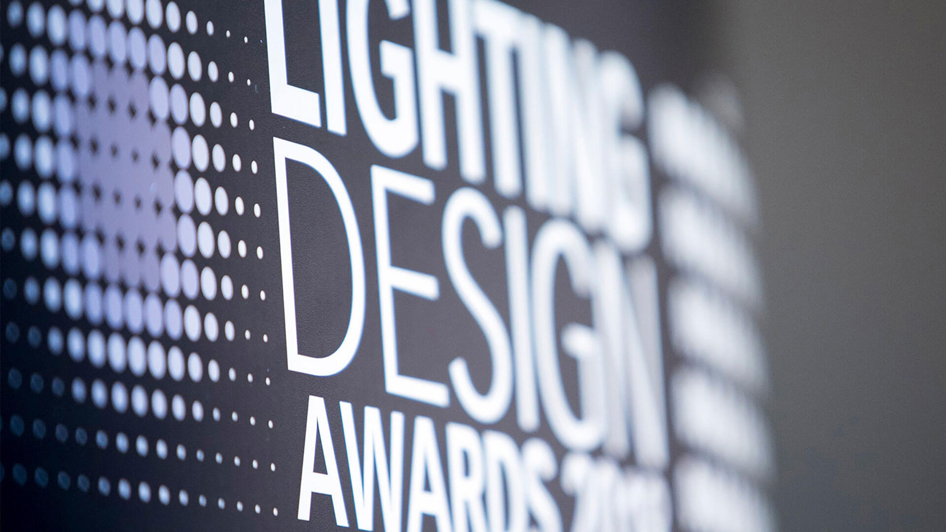 Lighting design award