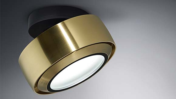 new colors/materials from Occhio – perfect lighting in a new form